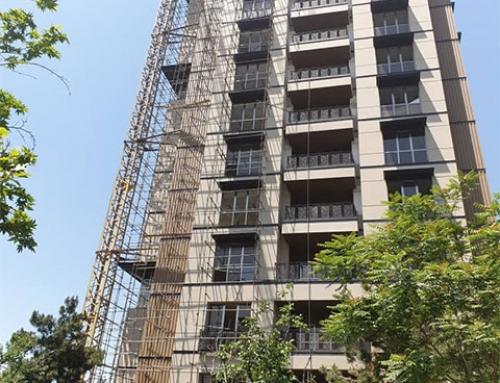 پروژه هوشمند سازی برج باغ صائب